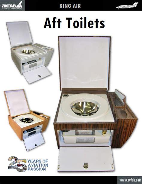 cing toilet unit king air toilet seat 187 aviation fabricators