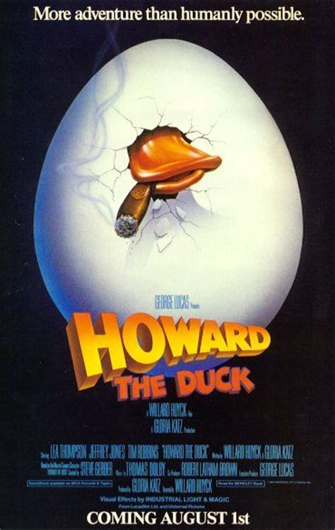 marvel film howard the duck vagebond s movie screenshots howard the duck 1986
