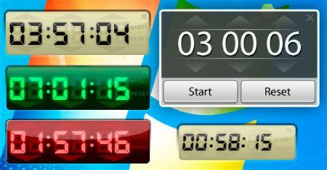Desk Top Timer by Free Desktop Timer Is Easy To Use Timer For Your Desktop