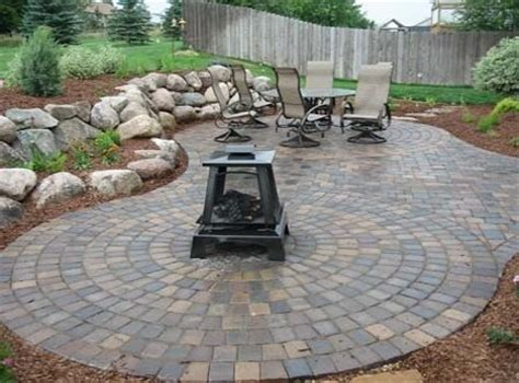 Patio Pavers Mn Patio Ham Lake Mn Photo Gallery Landscaping Network
