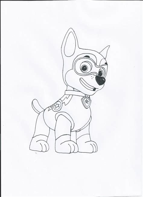 coloring pages of chase from paw patrol large paw patrol chase coloring pages printable coloring pages