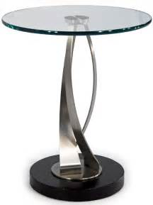Furniture accent tables end tables glass end table