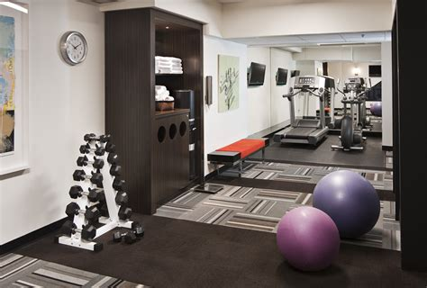 the prince george hotel photo gallery fitness room