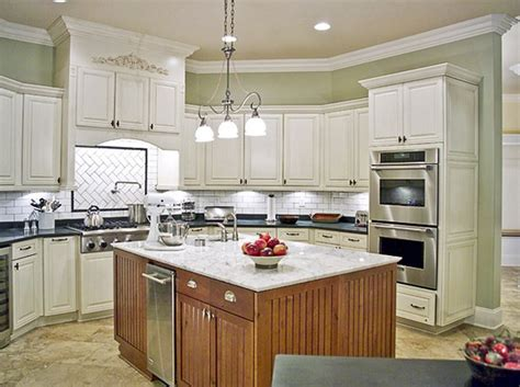 4 color choices to make kitchen cabinet
