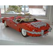 Brickshelf Gallery  Lego Jaguar E Type 004jpg