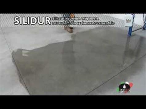 pavimenti industriali in cemento silidur trattamento indurente antipolvere per pavimenti
