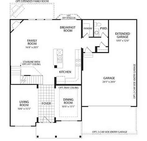 drees home plans zspmed of drees homes floor plans