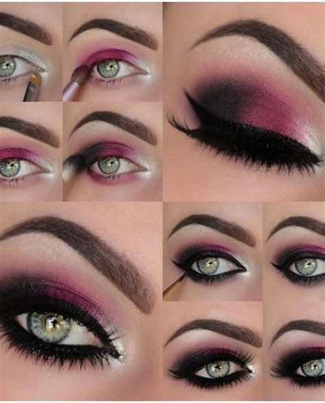 Eyeshadow For 16 easy step by step eyeshadow tutorials for beginners crazyforus