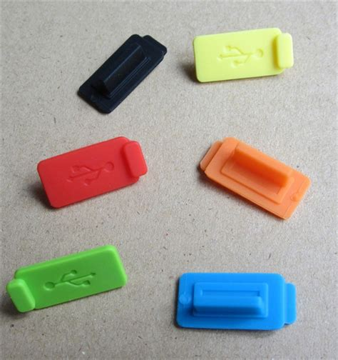 Silicone Notebook Dust Yellow 69eaz5 silicone rubber protective anti dust usb cover stopper for laptop computer ebay