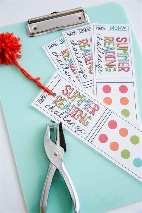 printable summer reading bookmarks summer reading challenge