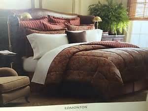Bedding Sets Edmonton Ralph Edmonton Paisley Comforter Set 4 400 00 New
