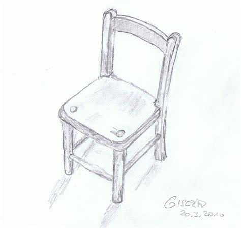 stuhl zeichnen spie 223 er vorstellung genial zeichnen lernen
