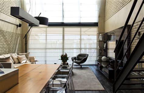Industrial Loft Design by Beautiful Houses Industrial Loft In Sao Paulo