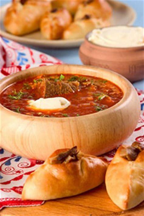 cucinare sci cucina russa zuppe sci