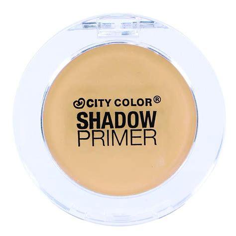 City Color Mattifying Balm Primer shadow primer city color