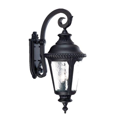 acclaim lighting surrey collection 3 light matte black