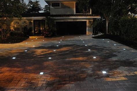 Patio Paver Lights 22 Beautiful Patio Paving Lights Pixelmari