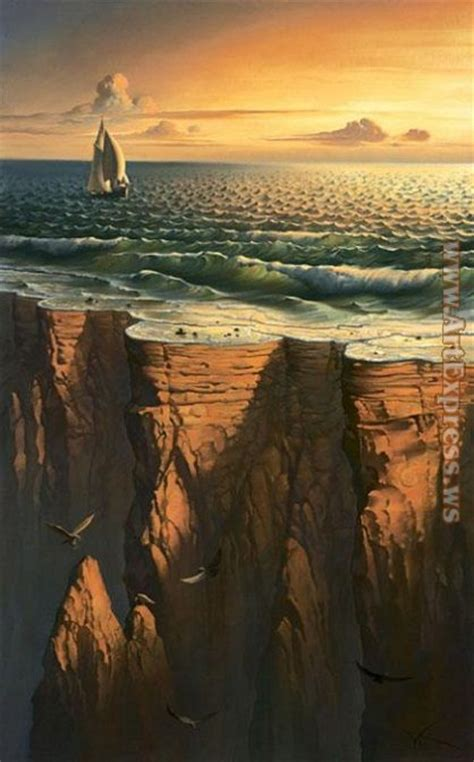 libro surrealist art world of vladimir kush journey to end of the world painting 50 off artexpress ws