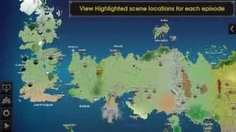 map for of thrones aplicaciones de android en
