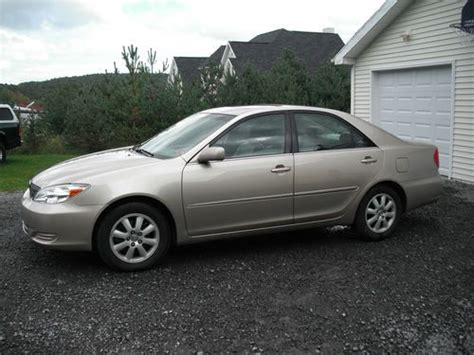 2002 Toyota Camry Xle V6 Sell Used 2002 Toyota Camry Xle V6 No Reserve In Bruceton