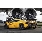 Mclaren P1 Yellow HD Cars 4k Wallpapers Images