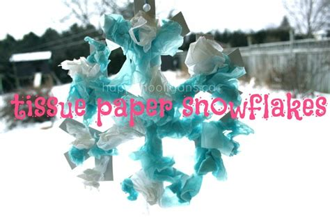 How To Make Tissue Paper Snowflakes - 17 best images about birthday inspiration on