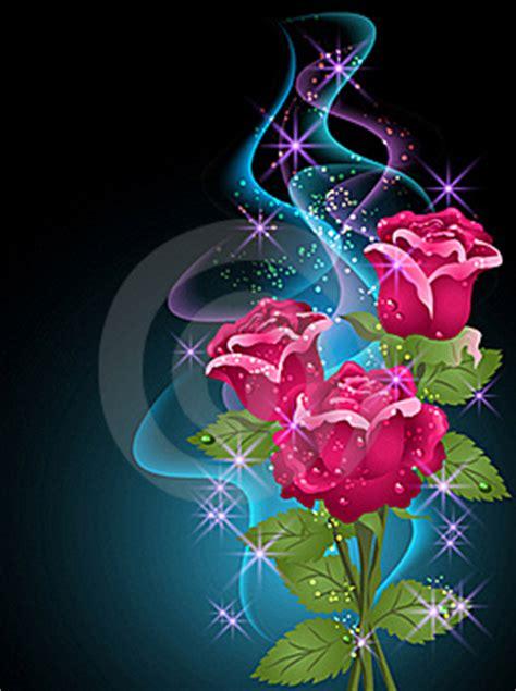 imagenes de emo brillantes mundo floral