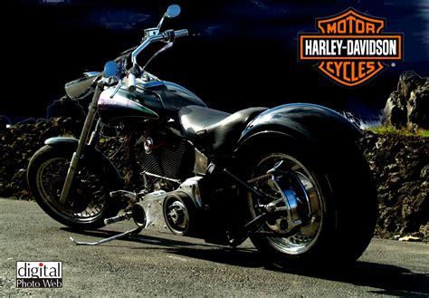 Motorrad Harley by Harley Davidson Chopper Wallpaper Hd Wallpup
