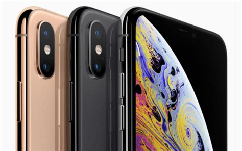 iphone xs max   en gold ou space grey quebec