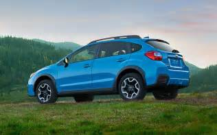 Blue Subaru Crosstrek Any Chance Of The New Subaru Hyper Blue Color For 2016