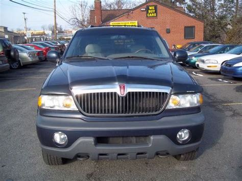 auto air conditioning service 1998 lincoln navigator user handbook find used 1998 lincoln navigator in mckees rocks pennsylvania united states