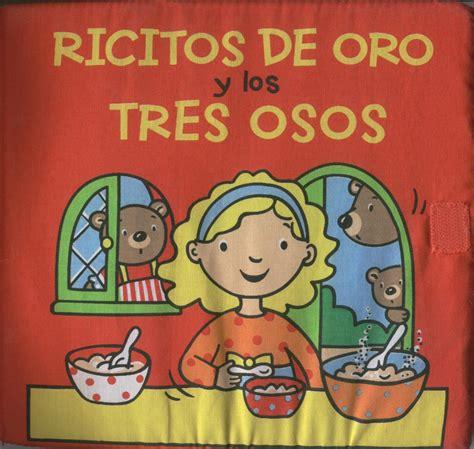 ricitos de oro troquelados ricitos de oro publish with glogster