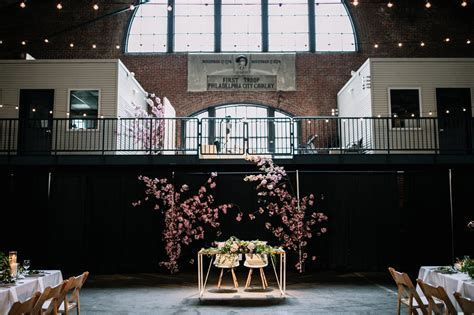 Wedding Venues That Don't Suck // Best Unique Philly, PA