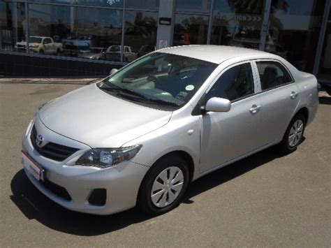 toyota company cars used toyota corolla quest 1 6 for sale in kwazulu natal