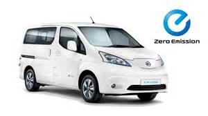 Electric Vehicle Electric Cars Vans Nissan