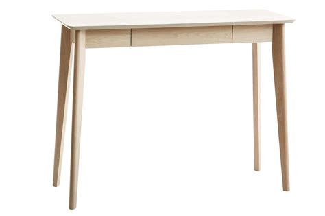Jysk Side Table Console Table Kalby 40x110 Light Oak Jysk