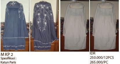 Mukena Sulam Katun E 2 Windyshopscom butik ramadhan mukena busana muslim kerudung mukena