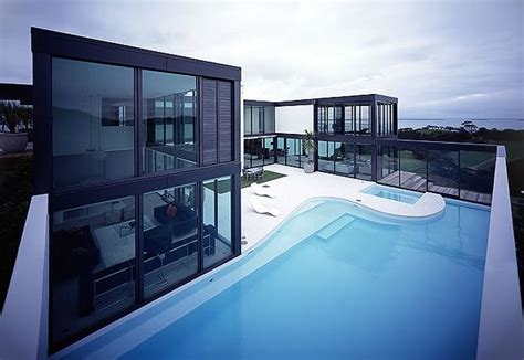modern home design glass 5 glitzy glass houses that make us drool padstyle