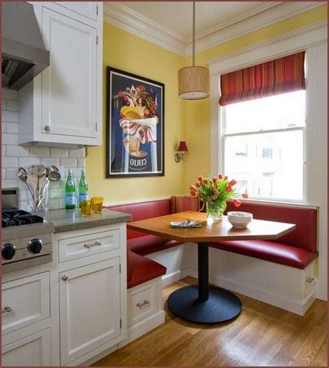 25 best ideas about kitchen corner booth on