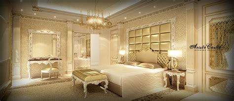 Bedroom Interior Design In Dubai By Luxury Antonovich Design » Home Design 2017