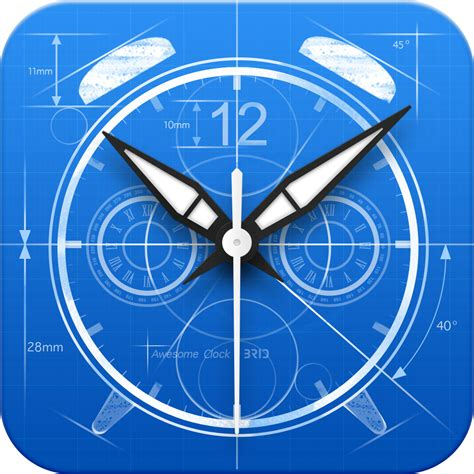 awesome clocks awesome clock alarm weather sleep timer by brid by brid