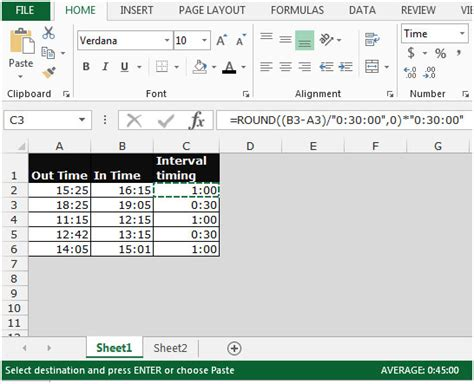 excel 2007 format thousands how to copy and paste rounded values in excel rounding