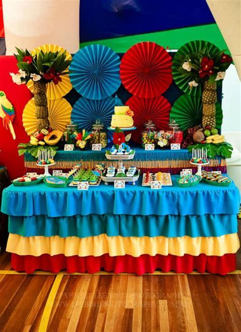 party themes rio carnival kara s party ideas quot rio quot themed 4th birthday jungle bird