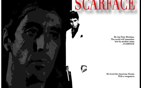 tony montana wallpaper  wallpapersafari