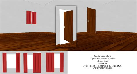 New Model Home Interiors Mmd Empty Room Stage Dl By Magicalpouchofmagic On Deviantart