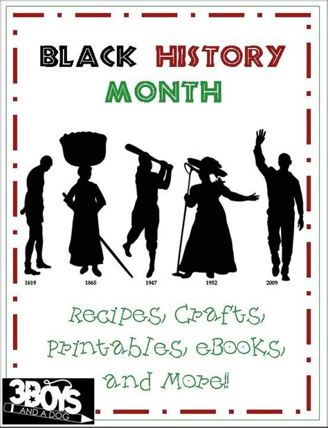 Printable Black History Plays And Skits