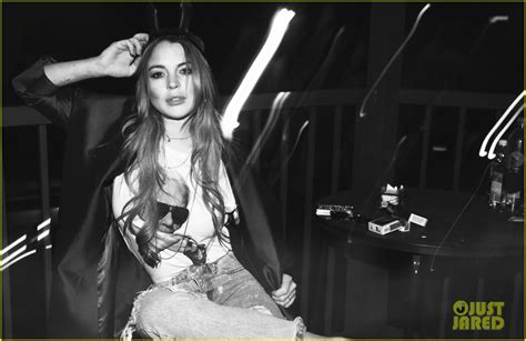 Lindsay Lohan Is Far From Sober by Lindsay Lohan Sobriety Questioned In Kode Magazine