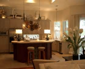 Kitchen Cabinet Decor by Ideas On How To Decorate On The Space Above The Cabinets