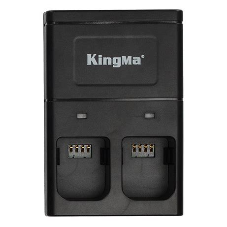 Dji Osmo Bandung kingma baterai dji osmo 2pcs dengan charger baterai 2 slot black jakartanotebook