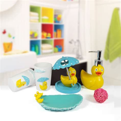 kid bathroom accessories girl kids bathroom accessories